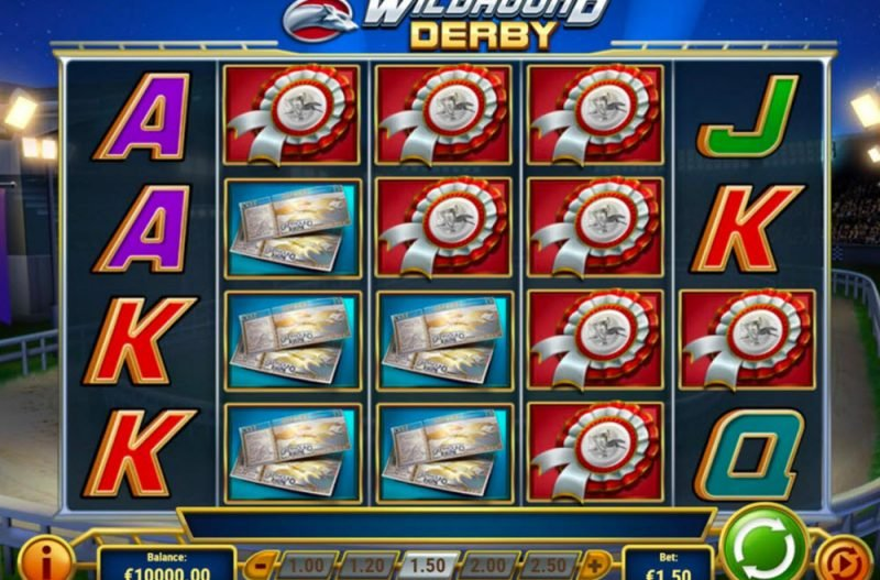 Wildhound Derby Slot Game