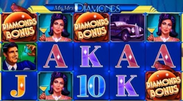 Mr and Mrs Diamond Slot