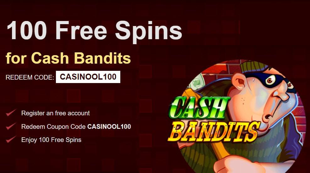Grande Vegas Casino no deposit bonus codes
