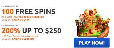 No Deposit Bonus Codes For Jackpot Capital