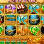 Aladdin's Legacy Slot Machine