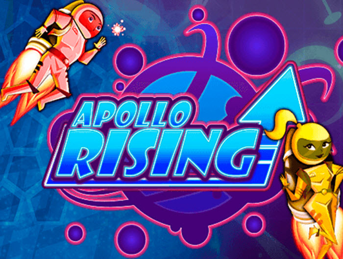 Apollo Rising Slot Machine