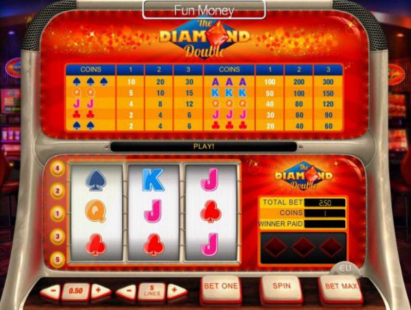 Diamond Double Slot Machine