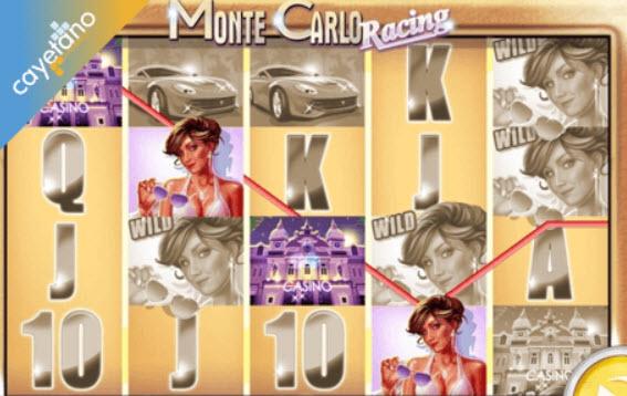 Monte Carlo Racing Slot