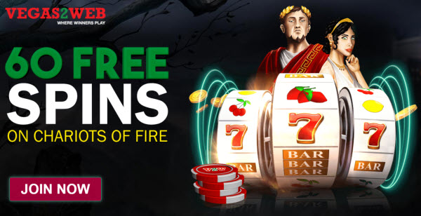 Chariots of Fire Slot - Online Slot with (60 Free Spins)