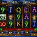 Hercules The Immortal Slot