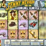 Jenny Nevada and the Diamond Temple Slots