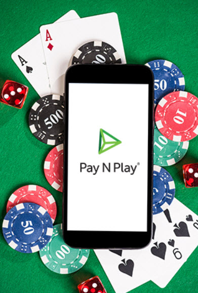Pay N Play Payment Services in Online Casino