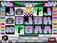 So 80's Slot Game