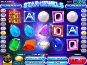 Star Jewels Slot