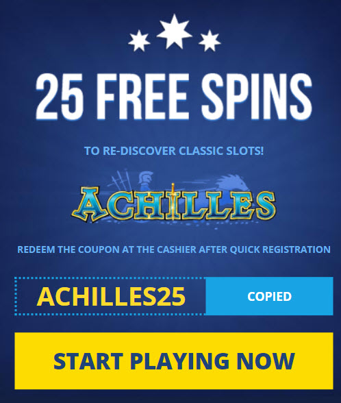 Achilles Slot Game