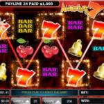 Amazing 7's Slot Machine