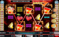 Amazing 7's Slot Machine