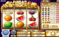 MIDAS TOUCH SLOT