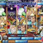 Reel Party Platinum Slot
