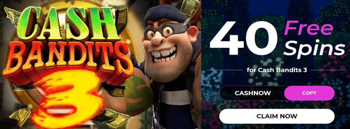 Cash Bandits 3 Slots