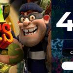 Cash Bandits 2 Slot