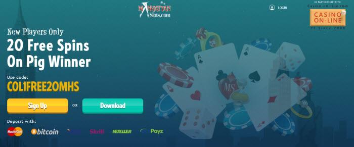 best online pokies sign up bonus