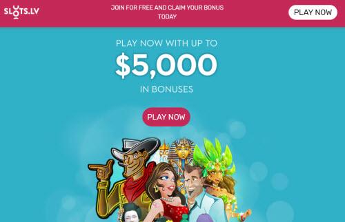 Slots lv Casino App