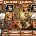 Diamond Dragon Slot Machine