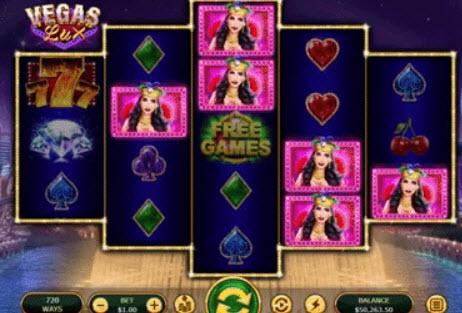 Vegas Lux Slots