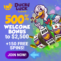 ducky luck new casino