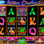Magical and Mysterious Arabian Charms Slot