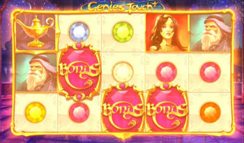 Genies Touch Slot