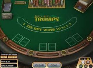 Top Card Trumps Game