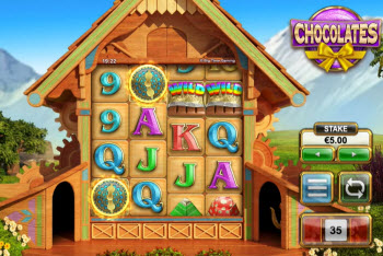 Chocolates Slot Review