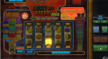 Lucky Streak Mk2 Slot