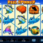 Reel Spinner Slot