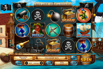 Sky Pirates Slot