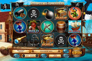 Sky Pirates Slot