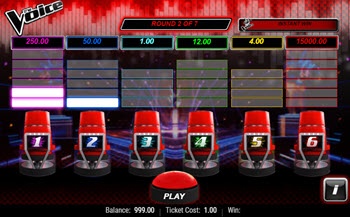 The Voice Game Slot Review