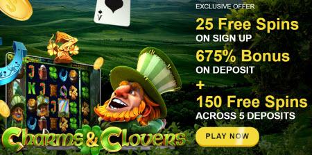 Casinoland free spins no deposit