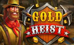 Gold Heist Slot