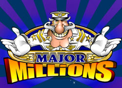 Major Millions 5 Reel Slot