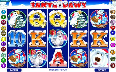 Santa Paws Slot