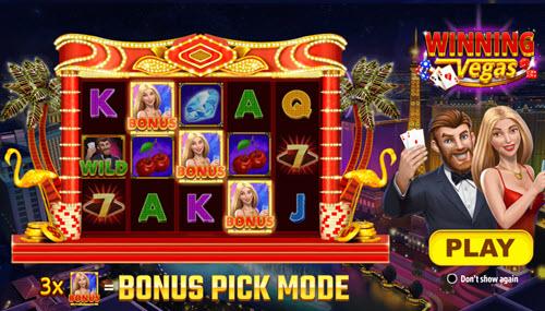 Winning Vegas Slot