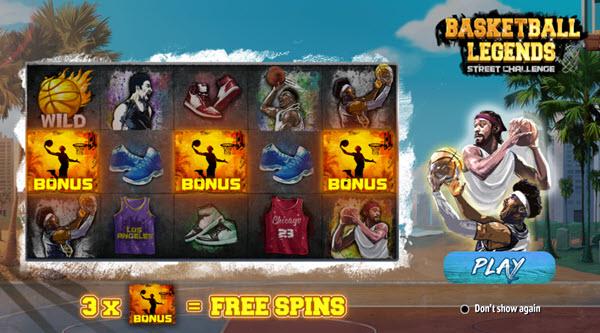 Slot Legenda Bola Basket