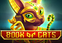 Book of Cats slot