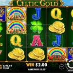 Celtic Gold Slot Machine