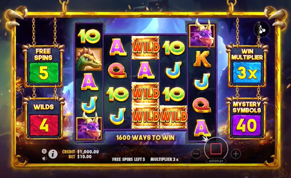 Drago Jewels of Fortune Slot