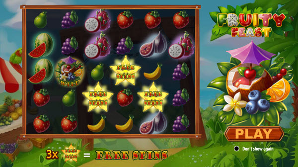 Fruit Feast Slot