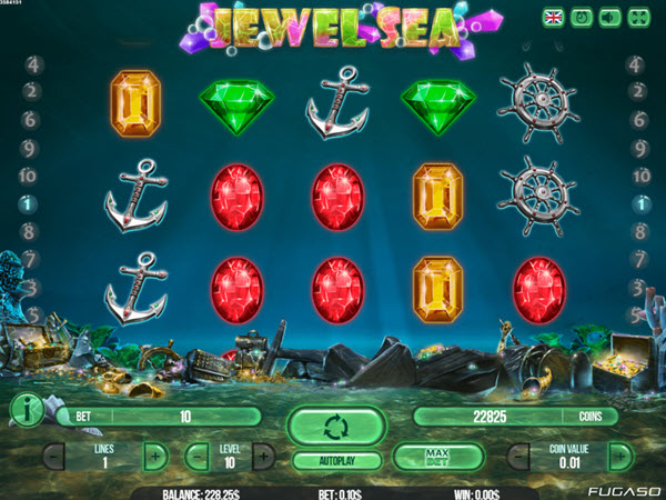 Jewel Sea Slot