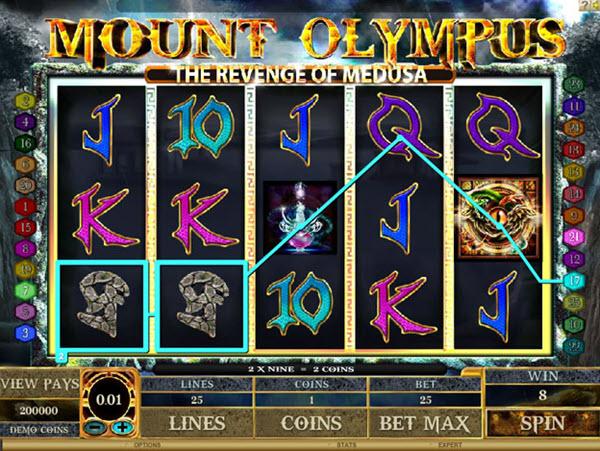 Mount Olympus slot