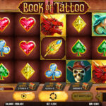 Book of tattoo 2 slots