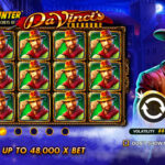 da vincis treasure slot