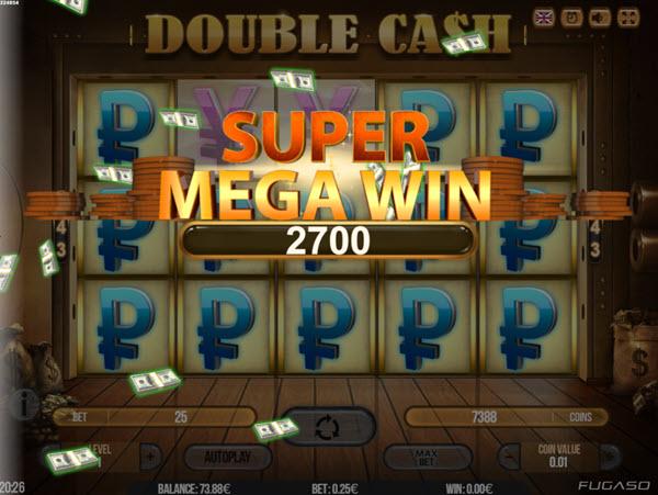 Double Cash slot